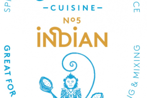 NO5 INDIAN MILD SPICY MINT, COCONUT & CILANTRO SAUCE