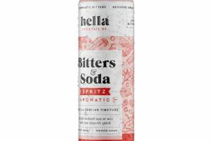 SPRITZ AROMATIC BITTERS & SODA