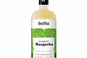 CLASSIC MARGARITA PREMIUM MIXER DRINKS