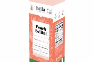 PEACH BELLINI PREMIUM MIXER