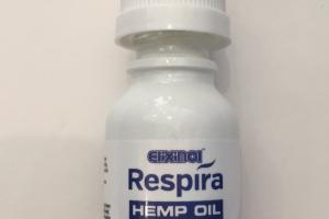 Respira Hemp Oil Dietary Supplement