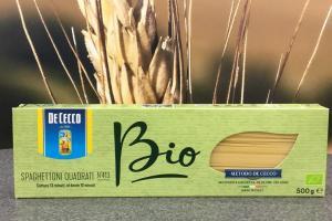 Bio Spaghettoni Quadrati