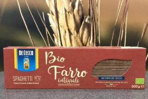 Bio Farro Integrale Spaghetti No12