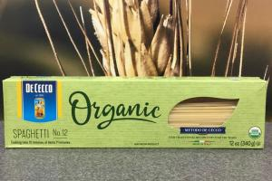 Organic Spaghetti No. 12 Macaroni Product