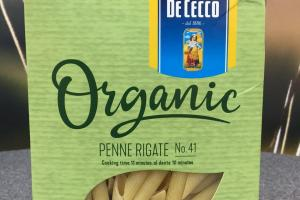 Penne Rigate No. 41, Macaroni Product