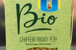 Bio Chifferi Rigati No 33