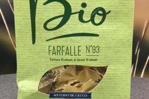 Bio Farfalle Pasta