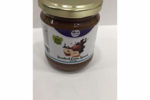 HAZELNUT COCOA SPREAD WITH MILK