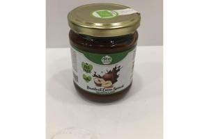 HAZELNUT COCOA SPREAD SWEETENED WITH AGAVE