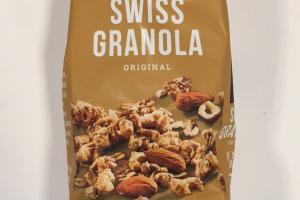 Swiss Granola