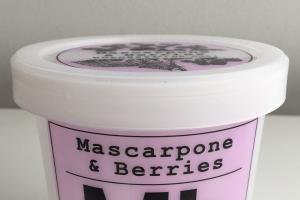 Mascarpone & Berries Mb Gelato