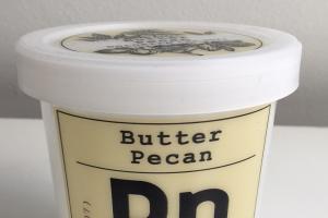 Butter Pecan Gelato