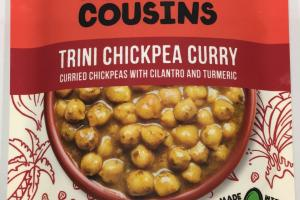 Trini Chickpea Curry