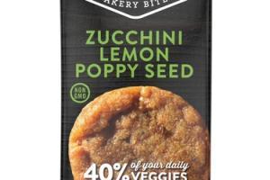 ZUCCHINI LEMON POPPY SEED BAKERY BITES
