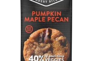PUMPKIN MAPLE PECAN BAKERY BITES