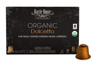 Dolcetto Roasters Coffee