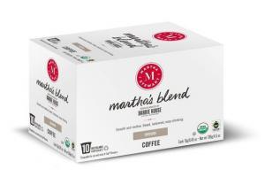 MARTHA'S BLEND GROUND COFFEE