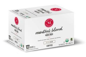 MARTHA'S BLEND GROUND DECAF COFFEE