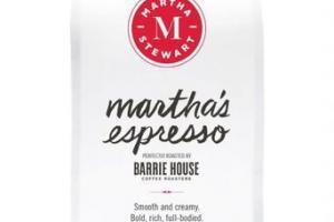 MEDIUM WHOLE BEAN ESPRESSO COFFEE