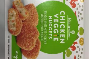 Chicken Veggie Nuggets