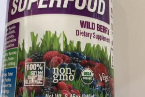 Superfood Dietary Supplement