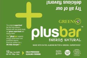 ENERGY NATURAL COLD-PROCESSED ALKALINE-FORMING BARS