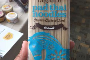 Organic Pad Thai Noodles
