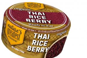 ORGANIC THAI RICE BERRY