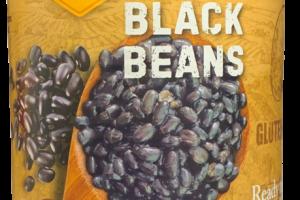 GLUTEN FREE BLACK BEANS