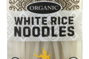 ORGANIC WHITE RICE NOODLES