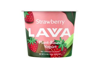 STRAWBERRY PLANT-BASED YOGURT