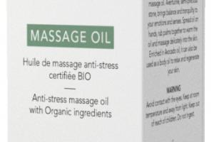 Aventurine Avocado Massage Oil