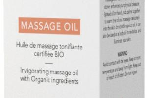 Carnelian Apricot Massage Oil