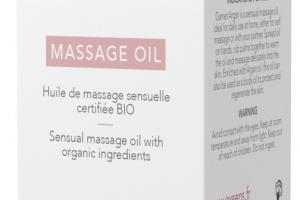 Garnet Argan Massage Oil