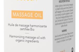 Amber Jojoba Massage Oil