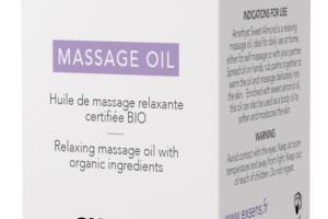 Amethyst Sweet Almond Massage Oil