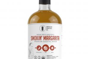 Smokin' Margarita Premium Cocktail Mixer