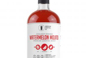 Mixologist Designed Watermelon Mojito Premium Cocktail Mixer