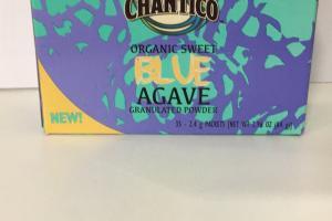 Organic Sweet Blue Agave Granulated Powder