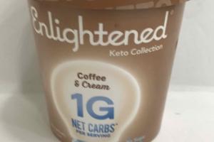 KETO COLLECTION COFFEE & CREAM