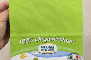 100% Italian Organic 00 Flour