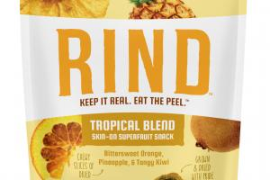 Tropical Blend Skin-on Superfruit Snack