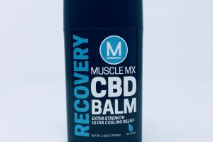 Recovery Cbd Balm Extra Strength Ultra Cooling Relief