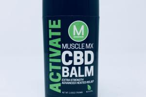 Activate Cbd Balm Extra Strength Advanced Heated Relief