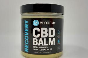 RECOVERY EXTRA STRENGTH ULTRA COOLING RELIEF 600MG CBD BALM