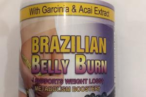 Brazilian Belly Burn Dierty Supplement