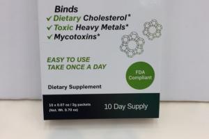 Purified Clinoptilolite Dietary Supplement