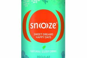 Natural Sleep Drink Herbal Supplement