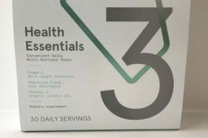 HEALTH ESSENTIALS DIETARY SUPPLEMENT