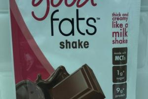 CHOCOLATE FLAVORED SHAKE MIX